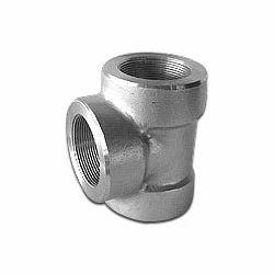 Stainless Steel 316 Equal Tee