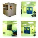 Modular Partition Ceiling Panels