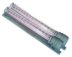Glass Tube For Flameproof Fluorescent Tube Light.