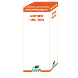 Mother Tincture and Homoeopathic Medicine
