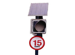 Solar Road Flasher