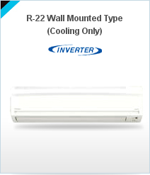 Wall Mounted Type Cooling AC