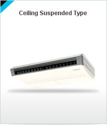 Ceiling Suspended Type AC