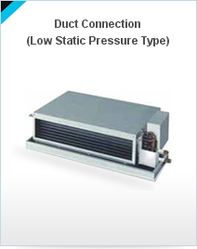 Low Static Pressure Type AC