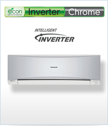 Chrome Split AC