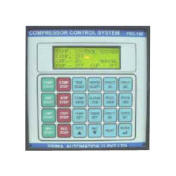 Compressor Industrial Control System