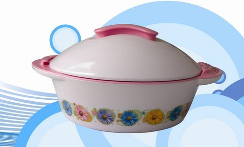 Plastic Insulated Casserole Hot Pot