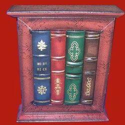 Wood+Bookshelves