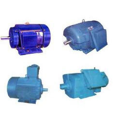 AC SQ. Cage Induction Electric Motors