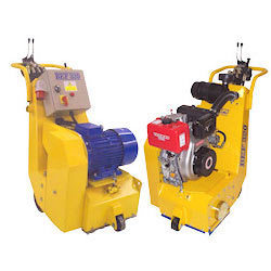 Scarifier for Concrete Surface