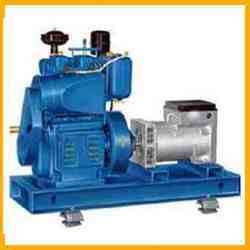 Diesel Gensets-Air-Cooled (BTA)-7.5 kVA to 15 kVA-1500 RPM
