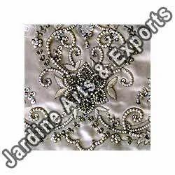 Beaded Silk Embroidery