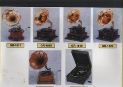 Portable Gramophones