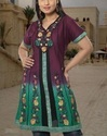 indo western kurtis