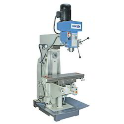 Milling Cum Drilling Machine - VHF Series
