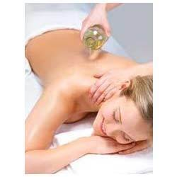 Aroma Therapy Oil Massage