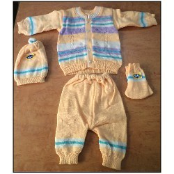 Woolen Baby Sets
