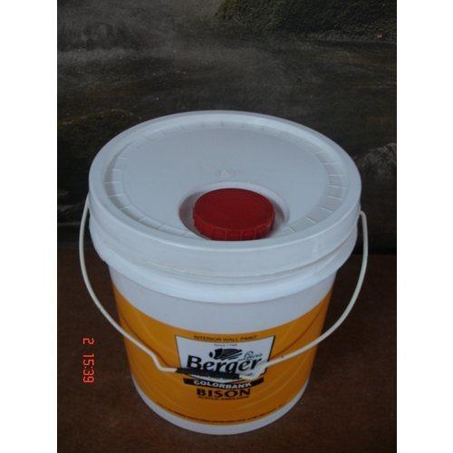 Plastic Bucket Lid in Lid