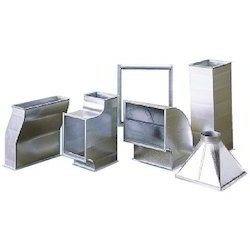 Air Handling Systems Accessories-GI Duct