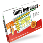 Daily Astrology Explorer Software