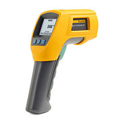 Laser Temperature Gun: Fluke 568 and 566