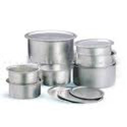 Aluminum Utensils - Aluminum Jars, Aluminum Pan & Aluminum