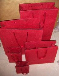 Handmade Paper Bag Set
