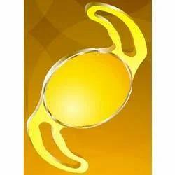 Hydrophilic Aspheric Squredge Lens- Yellow
