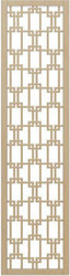 DI-412 MDF Wall Partition