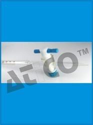 PTFE Key Stopcock