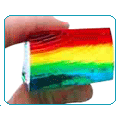 Rainbow Super Polymers