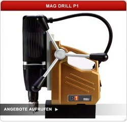 Magnetic Base Drill Machine P1 German Make