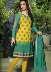 Churidar Salwar Kameez Suits