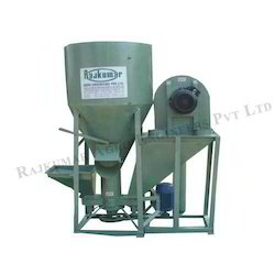 Vertical Crushing Mixer