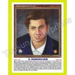 Mathematician Portrait