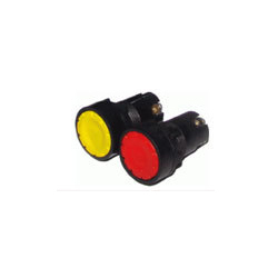 Push Button Switch Of Electrical Panel