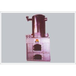 Horizontal Three Pass Wood/Coal Thermic Fluid Heaters