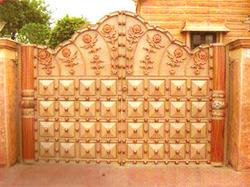 Iron Main Gates.