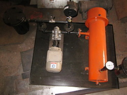Fuel Heating & pumping unit