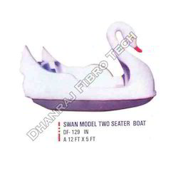 Swan Model Two Seater Boat