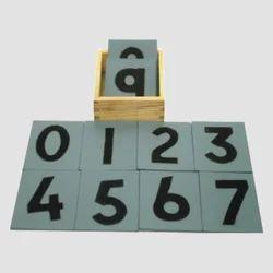 Sand Paper Number