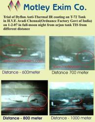 Anti Thermal IR Coating