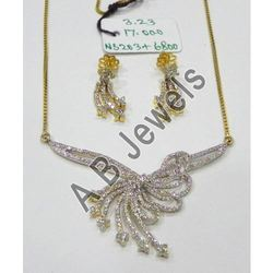 Fancy Diamond Chain
