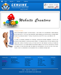 Static Website Development