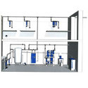 Compressed Air Distribution Pipework