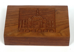 Tajmahal Engraved Boxes