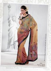 Indian Chanderi Saree