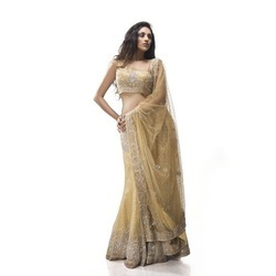 Richly+Embriodered+Lehengas