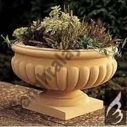 elegant flowerpot