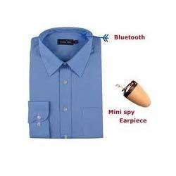 Spy Shirt Earpiece
